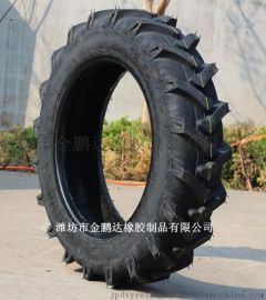 农用拖拉机轮胎9.5-24 9.50-24 R-1 人字型胎面花纹 含内胎