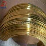 上海盛狄供应HNi65-5镍黄铜棒材