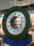 磨边轮+荣普树脂干磨轮+LB-W-D1树脂结合金刚石+砂轮磨轮