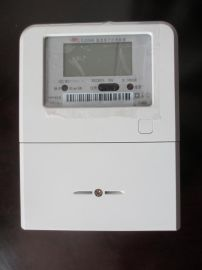 河南许继DJS566单相直流电能表