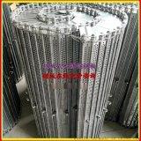 山東華興不鏽鋼鏈板輸送帶廠家 不鏽鋼鏈板圖片及價格