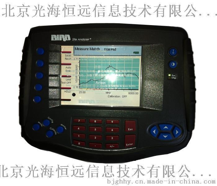 鸟牌SA-6000XT通信基站天馈线测试仪