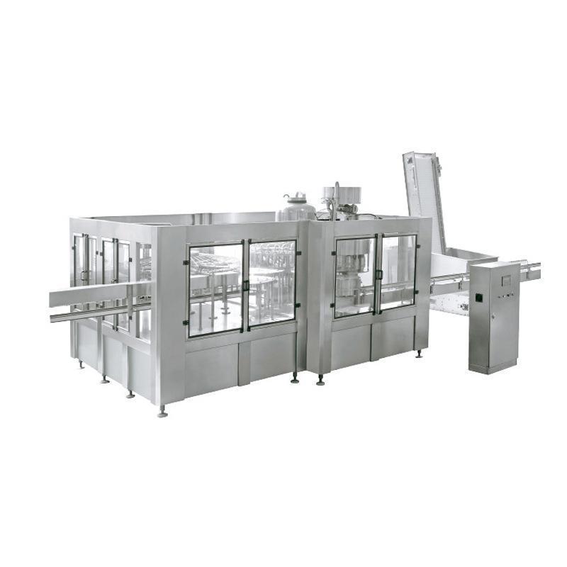 消毒液生产线 厂家洗手液全自动液体消毒水灌装机 84防腐灌装机