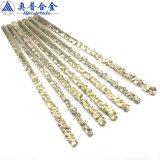 廠家直銷YD銅基狼牙棒焊條6-8目硬質合金焊條