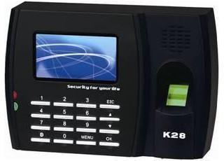 哈尔滨指纹考勤机(K28)