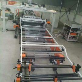 苏州金韦尔机械PVC超透水晶板挤出生产线设备