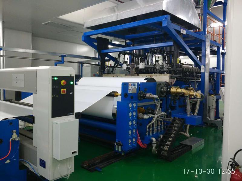 厂家专业生产ASA薄膜生产线 ASA薄膜设备欢迎定制