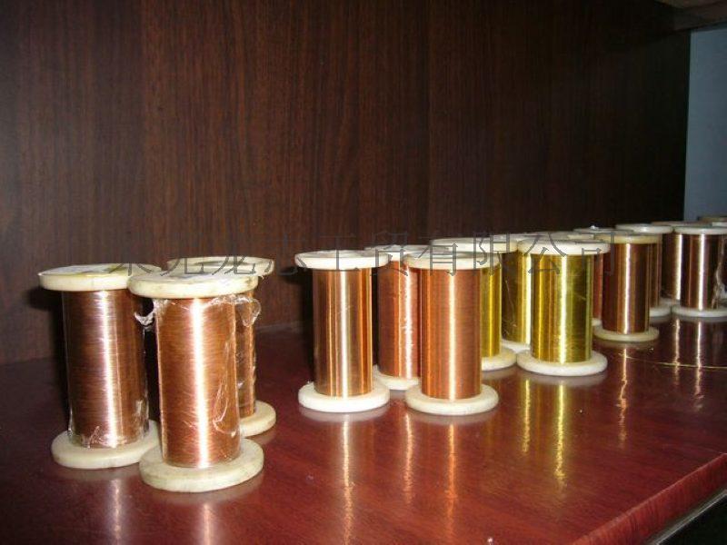 0.068mm软态铜丝针织用铜丝