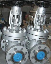 上海上州阀门专业生产高温高压闸阀Z41Y-100I-DN100