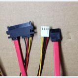 珠三角專業線材廠家直供SATA7+15硬碟組合線