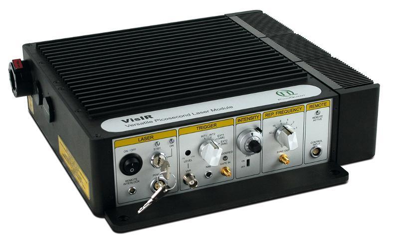 皮秒脉冲激光器VisIR 1530-765nm