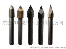 厂家直销瑞发各种角度金刚石雕刻刀石材雕刻刀