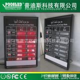 1.0寸紅色6位數數碼管電子顯示牌  銀行聯網匯率牌 遠程式控制制