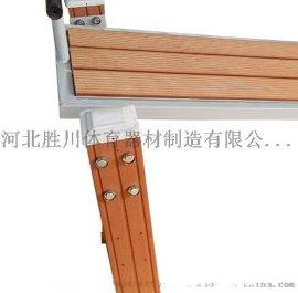 厂家直销健身器路劲批发塑木腹肌板 室外运动器材批发