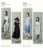 都蘭Dolan都蘭大碼棉麻系高端春夏森系品牌女裝尾貨批發