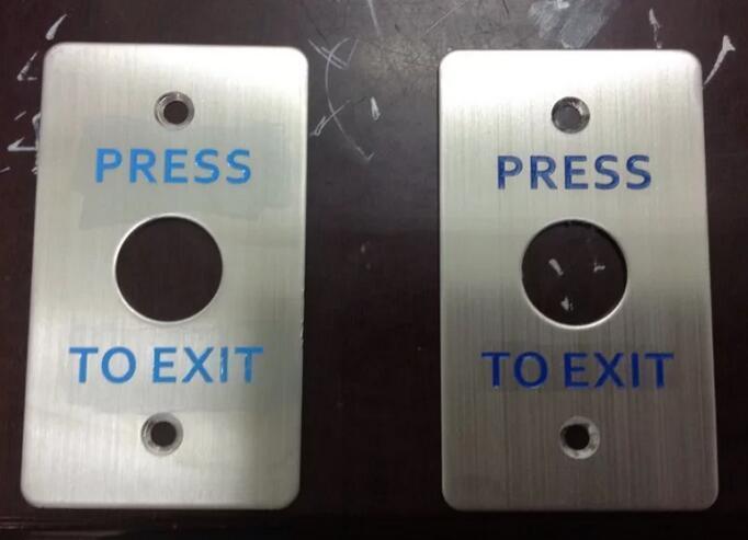 标牌定做 蚀刻加工 不锈钢蚀刻标牌
