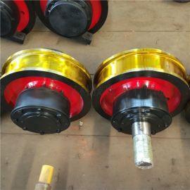 **台车车轮组 无缘轮 700*150起重机车轮组