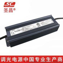 ETL可控硅调光电源 80W恒流PWM防雨电源