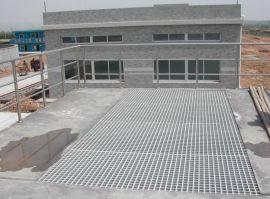 工厂玻璃钢格栅 污水踏步板规格型号