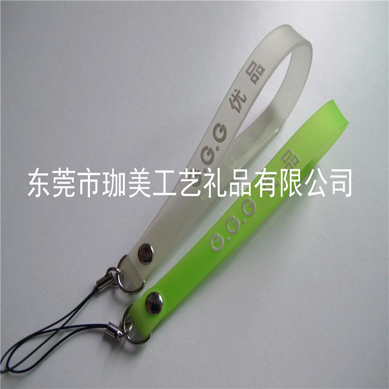 供應PVC手機鏈 卡通手機吊飾  塑膠手機掛繩
