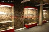 工程案例 文物博物馆展柜配套防盗与全制动开门系列