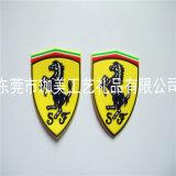硅胶商标 PVC胶章 手袋箱包厂商标  软胶商标