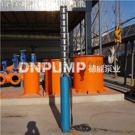 200方450米矿用潜水深井泵