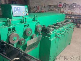 广州数控扁铁打圈机 不锈钢法兰打圈机 扁钢法兰成型机