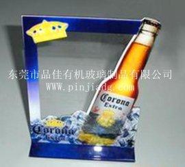 工厂加工亚克力酒水牌 有机玻璃酒水牌