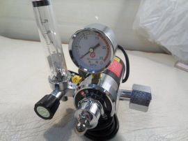 光辉GH-100,电加热式二氧化碳减压器,二氧化碳气表