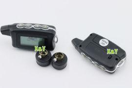 批发摩托车外置轮胎胎压 无线外置压力监测系统