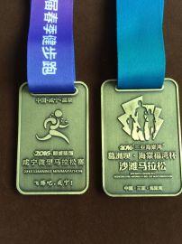 厦门建发国际马拉松奖牌制作
