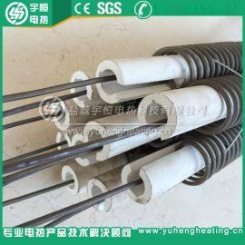 穿刚玉管高温0Cr27Al7Mo2电炉丝 铁铬铝高温电热丝 新能源电炉丝