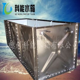 抗老化科能搪瓷内胆水箱 Q235材质人防水箱 量大价优