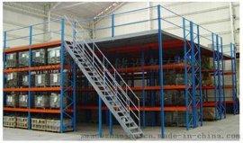 阁楼式平台货架专业设计,厂家供货