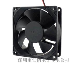 8025直流无刷风扇| 12V8025风机| 24V8025风扇| 机柜用8025风扇 直流风扇