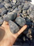 山東3-5公分黑色鵝卵石,順永黑色鵝卵石廠家