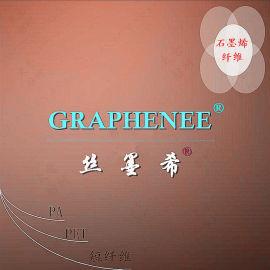 GRAPHENEE、丝墨希、复合石墨烯纤维、纱线