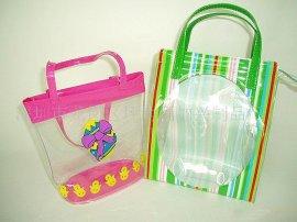 环保PVC儿童手提包