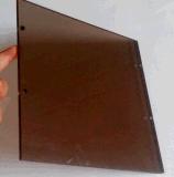 无锡厂家供应4mm茶色耐力板PC耐力板,生产中可直接下单定做