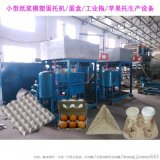 龍口福昌包裝機械3000片每小時雞蛋託盤生產線設備