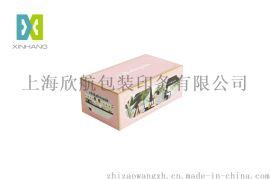 上海厂家定做礼品包装盒 化妆品盒订做 设计LOGO