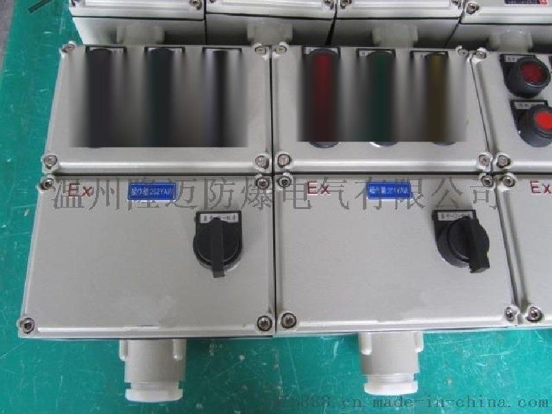 LBZ-A2D2防爆按钮控制箱