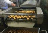 自動魚糕油炸機,環保型甜不辣油炸機設備 油炸成套線