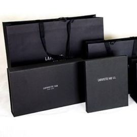 纸袋定做服装手提袋包装袋印logo礼品纸袋定制