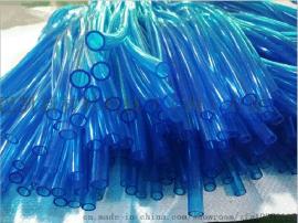 上海巴凯厂家供应 医用级PVC管 透明蓝软管