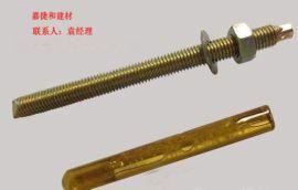 镀锌化学锚栓M12*160mm 化学螺栓量大优惠