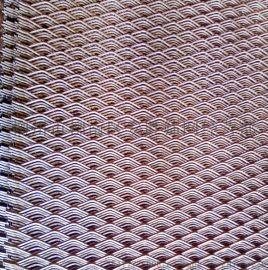 重型钢板网厂家 菱形钢板网 重型拉伸网 脚踏防滑网