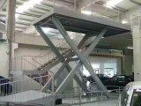 剪叉式平臺大噸位舉升機吉林無錫市啓運起重機
