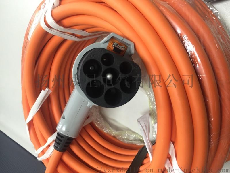 EV充電樁電纜、新能源電動汽車充電樁電纜
